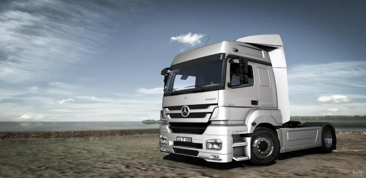 Photo of ETS2 – Mercedes Axor 1840 Mp3 Reworked (1.37.x)
