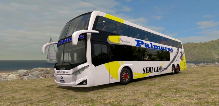Photo of ETS2 – Metalsur Starbus 3 6X2 Bus (1.38.x)