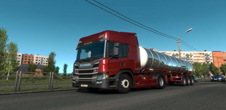 Photo of ETS2 – Scania Next Gen P/G/R/S V2.2 (1.38.x)