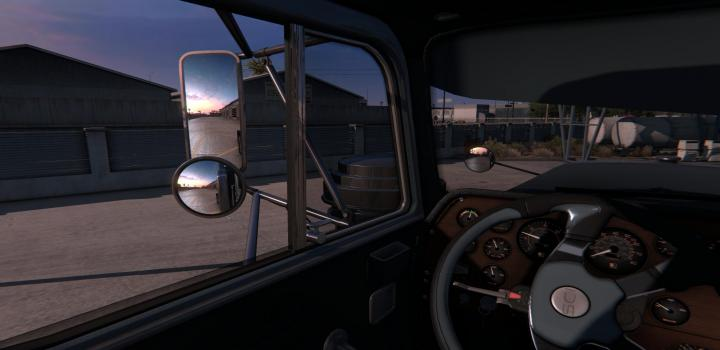 Photo of ATS – 3D Interior Mod V1.3.3 (1.38.x)