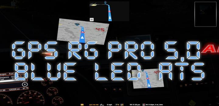 Photo of ATS – Gps Rg Pro Blue Led V5 (1.38.x)