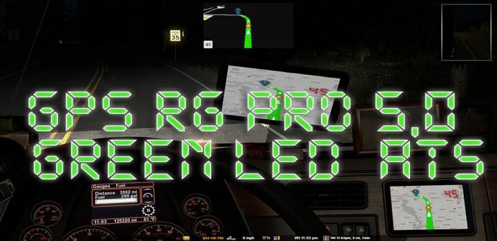 Photo of ATS – Gps Rg Pro Green Led V5 (1.38.x)
