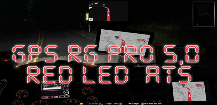 Photo of ATS – Gps Rg Pro Red Led V5 (1.38.x)