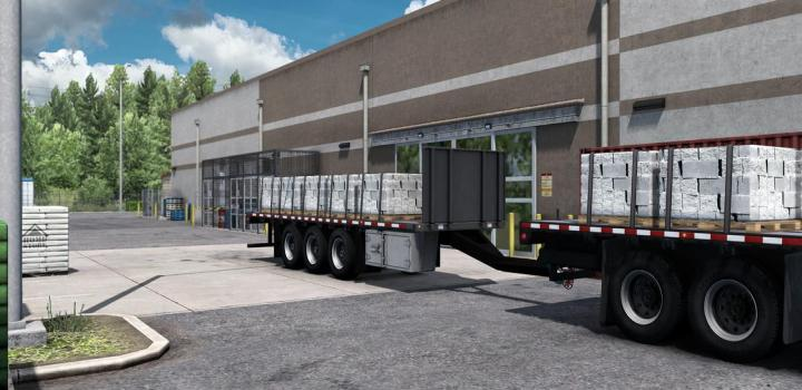 Photo of ATS – Heavy Truck And Trailer Add-On For Hfg Project 3Xx (1.38.x)