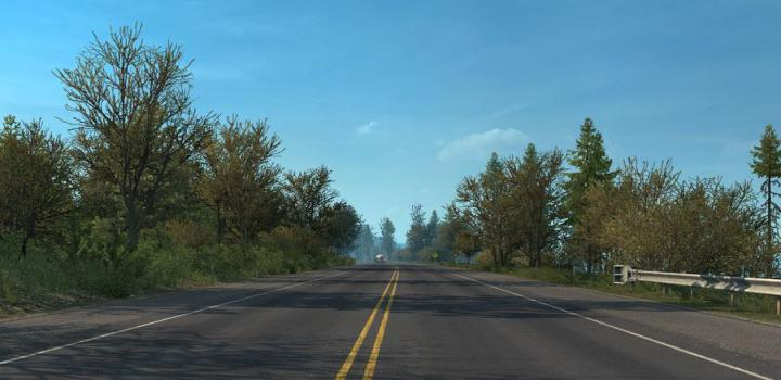Photo of ATS – Late Autumn/Mild Winter V2.6 (1.38.x)