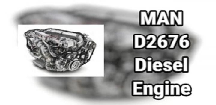 Photo of ATS – Man D2676 Diesel Engine V1 (1.38.x)