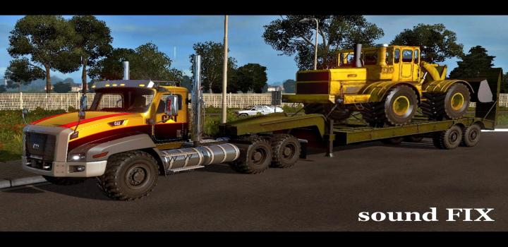 Photo of ATS – Sound Fix for Caterpillar Ct660 V1 (1.38.x)