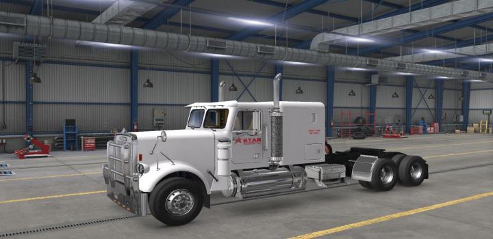 Photo of ATS – Star Transport Inc. for Xbs Freightliner Flc V1 (1.38.x)