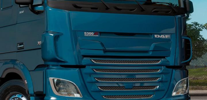 Photo of ETS2 – Badge Daf 5300 Ati (1.38.x)