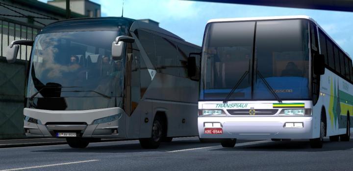 Photo of ETS2 – Busscar Vissta 99 (1.38.x)