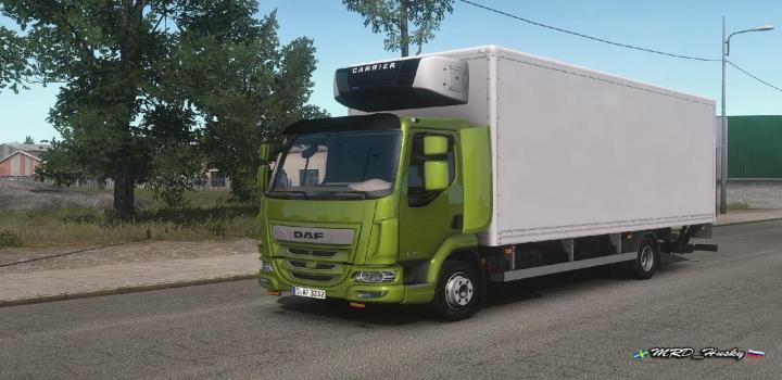 Photo of ETS2 – Daf Lf Truck (1.38.x)