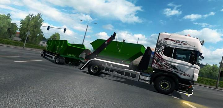 Photo of ETS2 – Hiab Skiploader Dlc Beta (1.38.x)