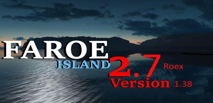 Photo of ETS2 – Island Faroe (1.38.x)
