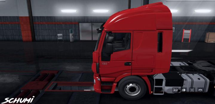 Photo of ETS2 – Iveco Hi-Way Reworked V2.9 (1.38.x)