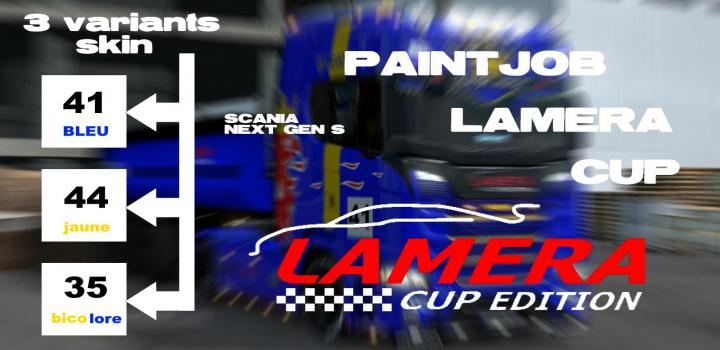 Photo of ETS2 – Parck Lamera Cup V1.3 (1.38.x)