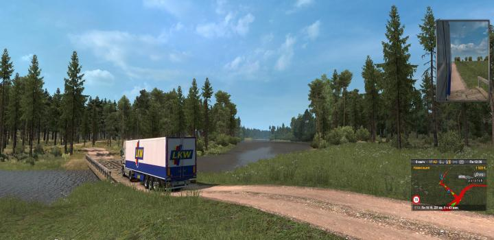 Photo of ETS2 – Rusmap V2.2.1 (1.38.x)