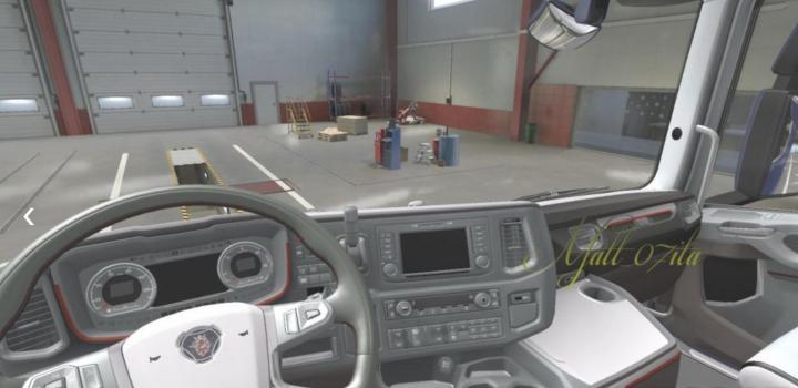 Photo of ETS2 – Scania Nextgen Elegance Interior V1 (1.38.x)