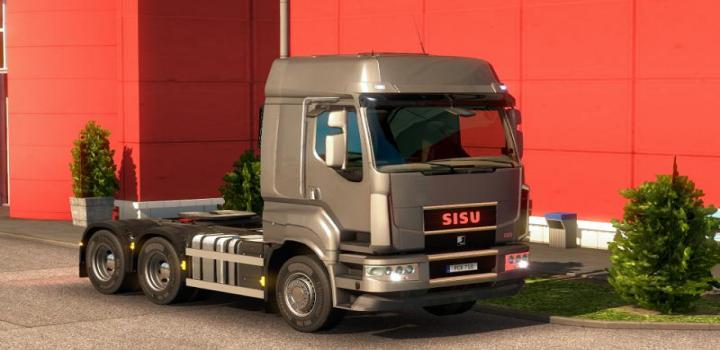 Photo of ETS2 – Sisu R500 Sound Fix (1.38.x)