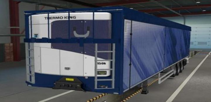 Photo of ETS2 – Thermo King Modified Cooler for Scs Owned Reefer Trailer V1 (1.38.x)