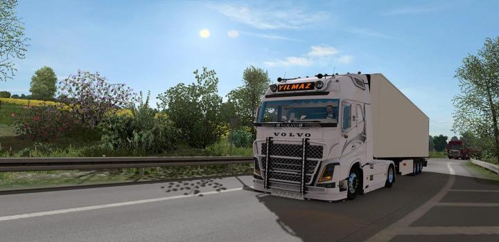 Photo of ETS2 – Volvo Fh16 Holland (1.38.x)