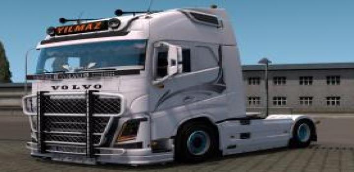Photo of ETS2 – Volvo Fh16 Holland Rework V1.2 (1.38.x)
