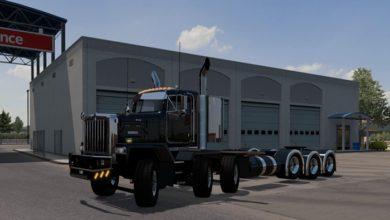 Photo of ATS – Kenworth C500 Custom Truck (1.38.x)