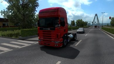 Photo of ETS2 – Scania R & R4 (1.38.x)