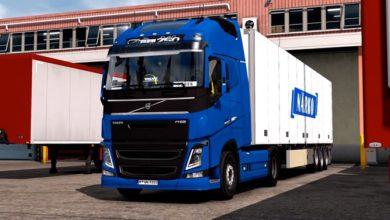 Photo of ETS2 – Volvo Fh13 V3.5 (1.38.x)