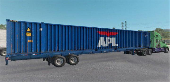 Photo of ATS – 53Ft Container Cargo Pack for Owned Gooseneck (1.38.x)
