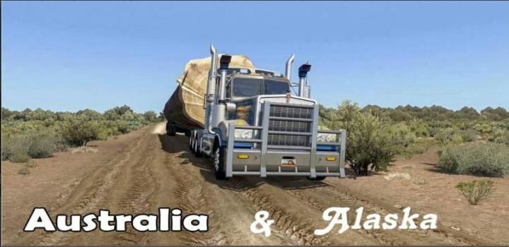 Photo of ATS – Australia & Alaska Map (1.38.x)
