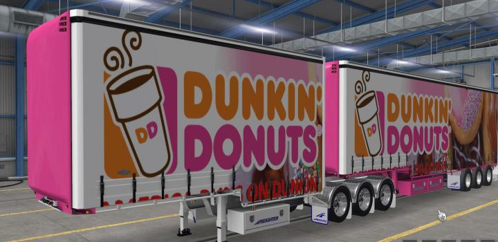 Photo of ATS – Fast Food Old Style Skins V1 (1.38.x)