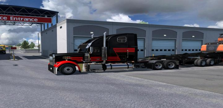 Photo of ATS – Freightliner Classic Xl Custom (1.38.x)