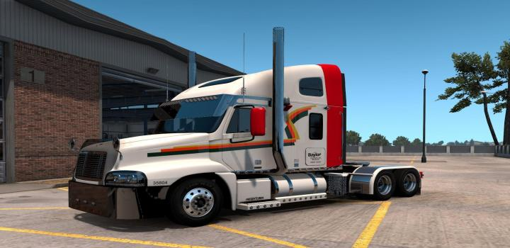 Photo of ATS – Freightliner Columbia/Century Custom (1.38.x)