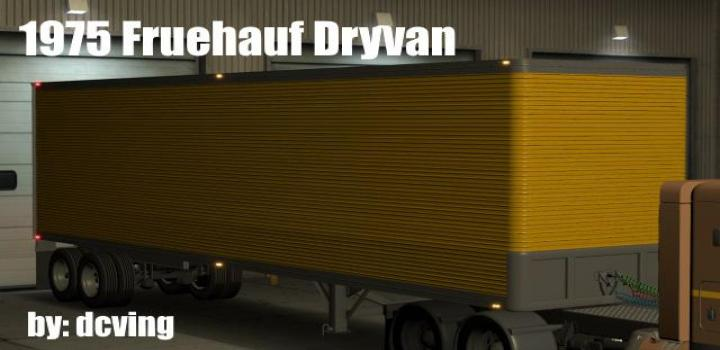 Photo of ATS – Fruehauf Dryvan 1975 (1.38.x)