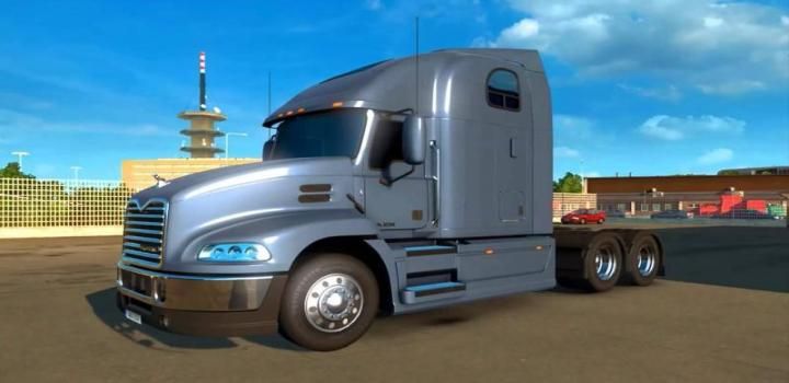 Photo of ATS – Mack Pinnacle Updated (1.38.x)