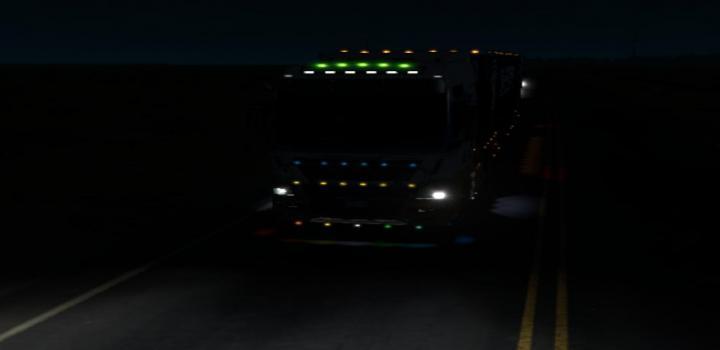 Photo of ATS – Man Tgx Truck (1.38.x)
