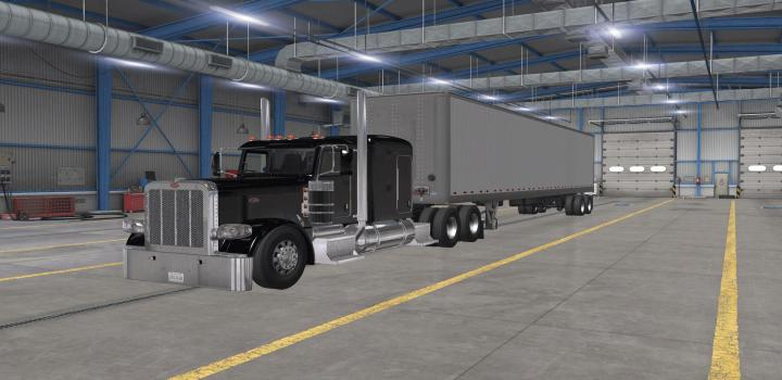 Photo of ATS – Peterbilt 389 Lowered Chassis V1 (1.38.x)