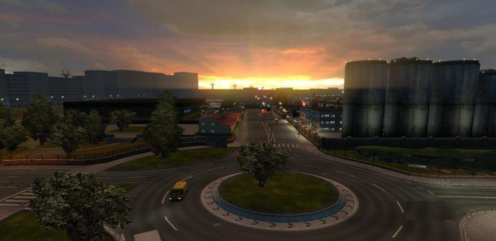 Photo of ATS – Realistic Brutal Weather V2.6 (1.38.x)