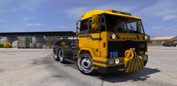 Photo of ATS – Sisu M-Series V1.1 (1.38.x)
