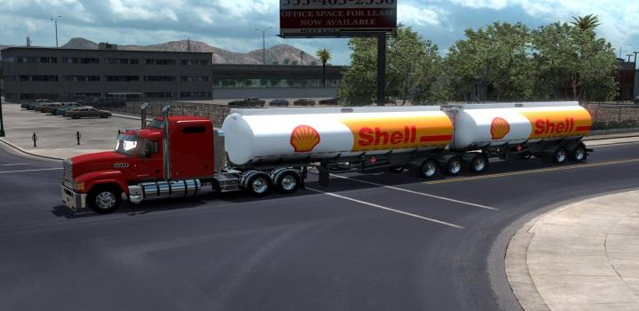 Photo of ATS – The Advanced B-Train Gas Tanker Ownable (1.38.x)