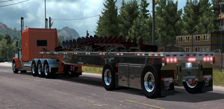 Photo of ATS – The Corby Manac Darkwing Ownable (1.38.x)