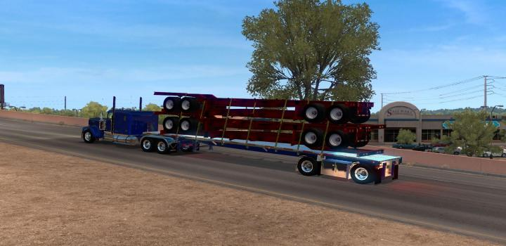 Photo of ATS – The Custom Wilson Flatbed Ownable (1.38.x)