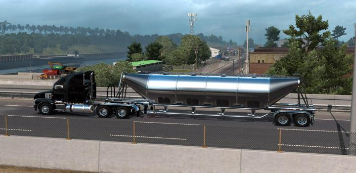 Photo of ATS – The Heil J&L Drybulk Tanker Ownable Updated (1.38.x)