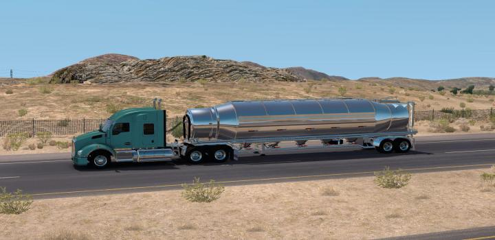 Photo of ATS – The Heil Superflo Pneumatic Tanker Ownable (1.38.x)