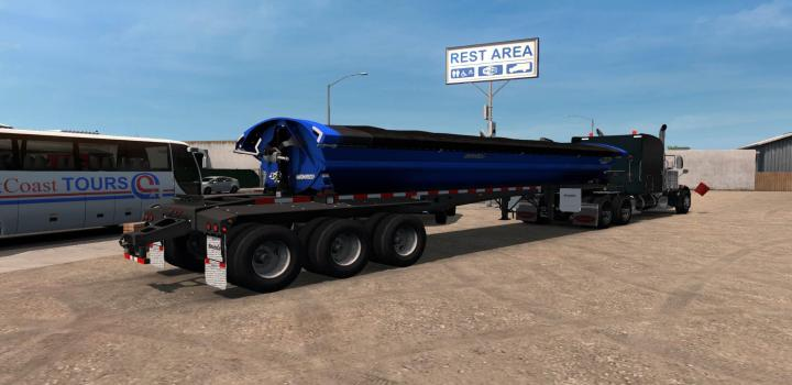 Photo of ATS – The Smithco Side Dump Ownable (1.38.x)