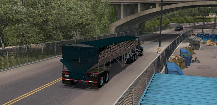 Photo of ATS – Trinity Agri-Flex Trailer (1.38.x)