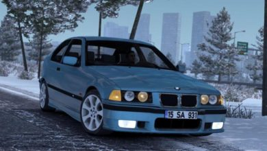 Photo of ETS2 – Bmw E36 Compact V1R40 (1.38.x)