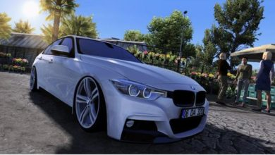 Photo of ETS2 – Bmw F30 M Package V1.1 (1.38.x)