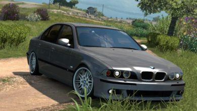 Photo of ETS2 – Bmw M5 E39 V1R40 (1.38.x)