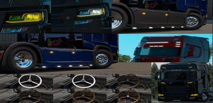 Photo of ETS2 – Big Pack Scania Next Gen V1.5 (1.38.x)